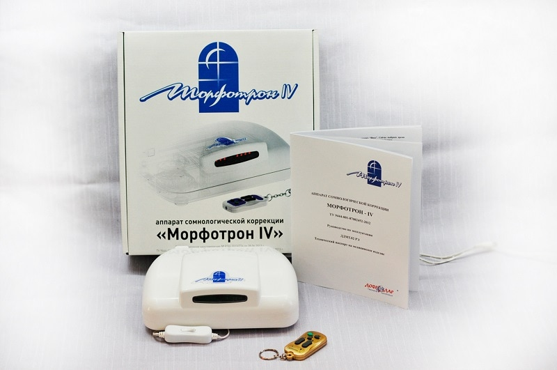 Морфотрон IV Аппарат сомнологической коррекции