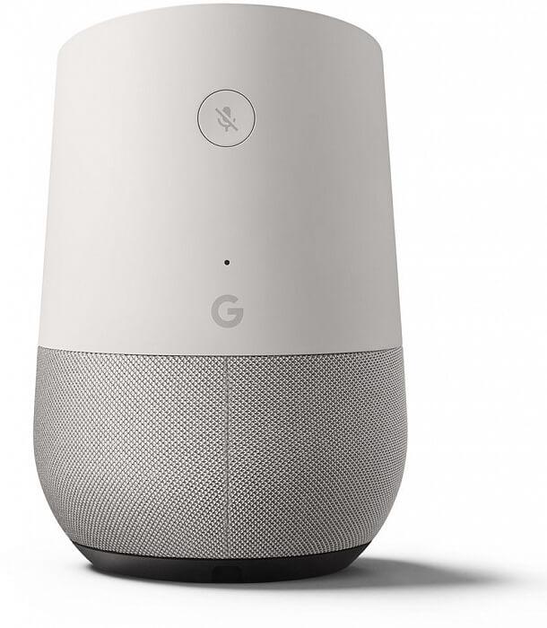 Умная колонка Google Home (Grey)