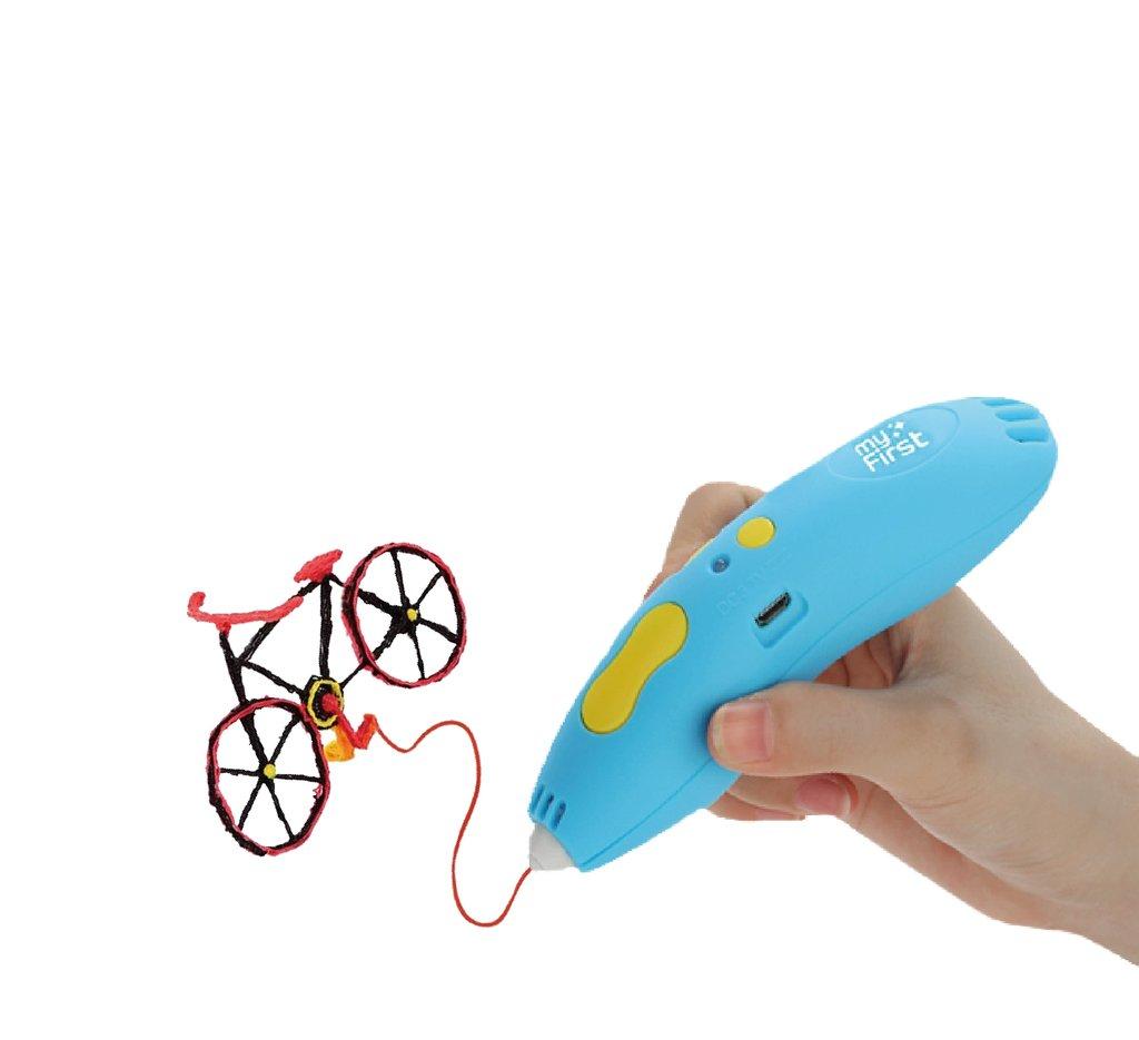 myFirst 3DPen - беспроводная 3D-ручка для детей