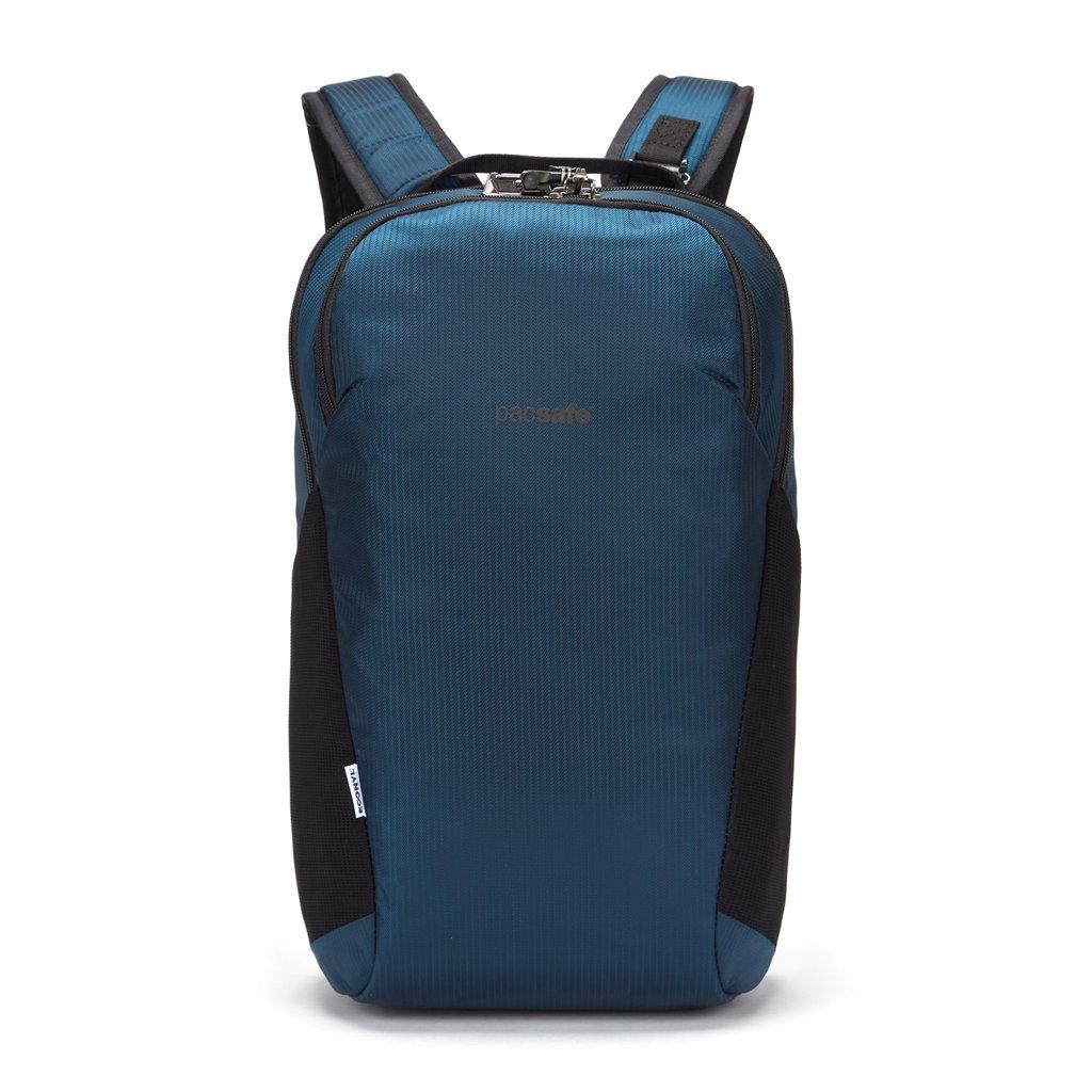 Рюкзак антивор Pacsafe Vibe 20, синий, 20 л.