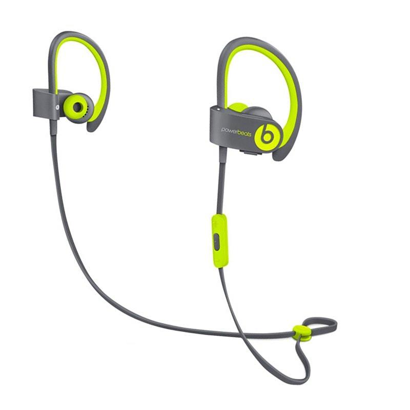 Наушники Beats Powerbeats 2 Wireless In-Ear Active Collection (цвет желтый)