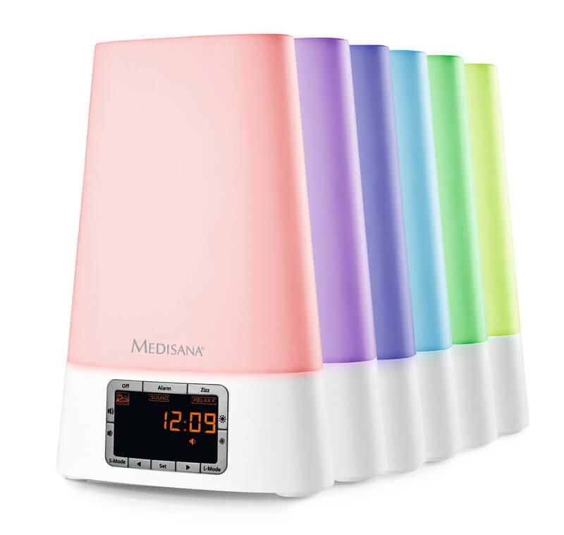 Световой будильник WL-450 Medisana