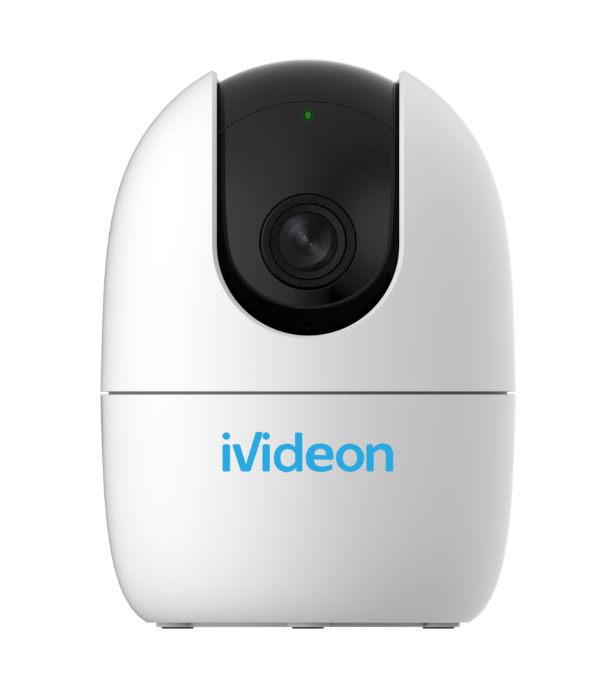 Умная Wi-Fi камера для дома и бизнеса Ivideon Cute 360