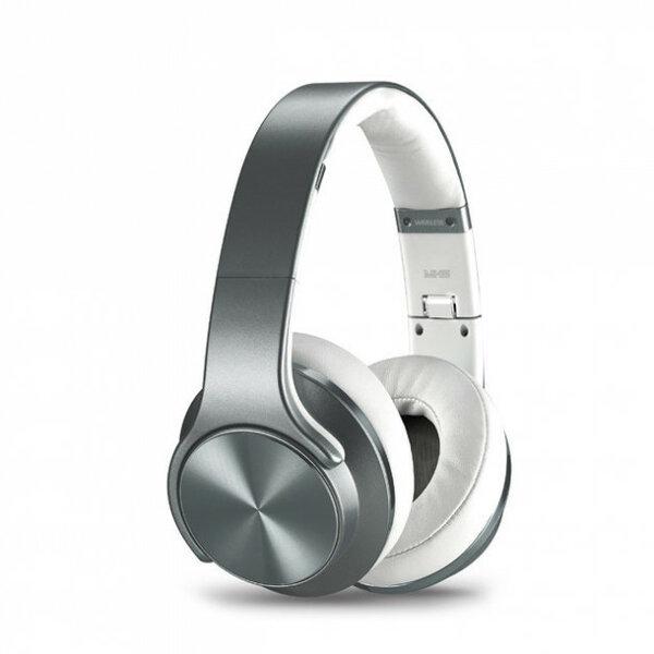 Беспроводные наушники-колонки SODO MH5 Speaker & Headphone 2 в 1 (gray)