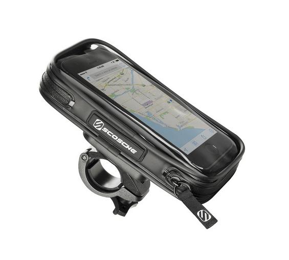 Scosche handleIT pro –чехол-держатель для телефона с креплением на велосипедный руль