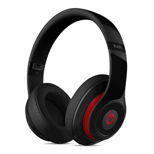 Наушники Beats Studio 2 Black (MH792ZE/A)