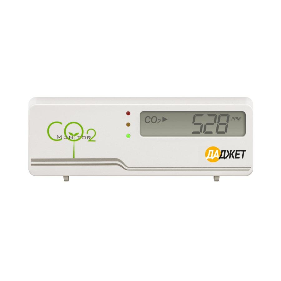 Детектор углекислого газа KIT MT8057S (со звуковым сигналом)