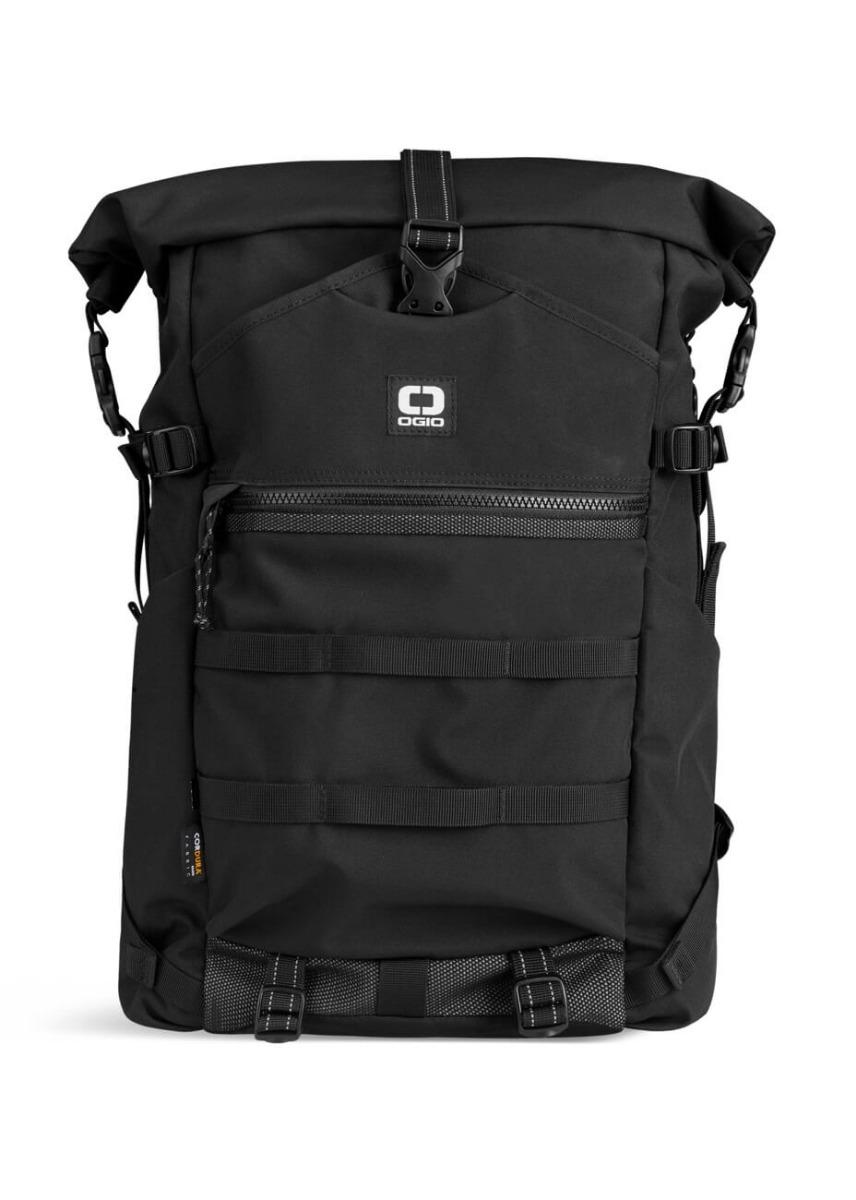 Рюкзак OGIO ALPHA CONVOY 525r ROLLTOP, черный, 27 л.