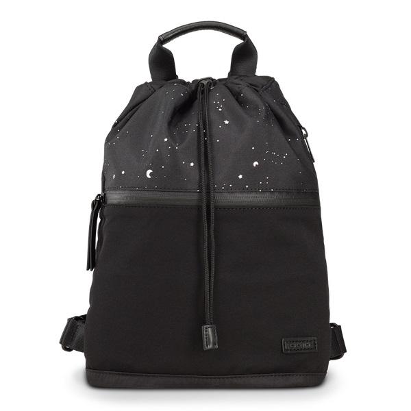 Женский рюкзак OGIO XIX Drawstring, черный (starla), 5 л.