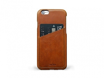 Чехол-бампер ZAVTRA для iPhone с отделением для карт для iPhone 6/6S