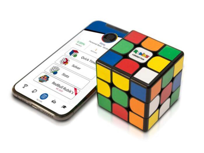 Умный кубик Рубика Particula Rubik's Connected