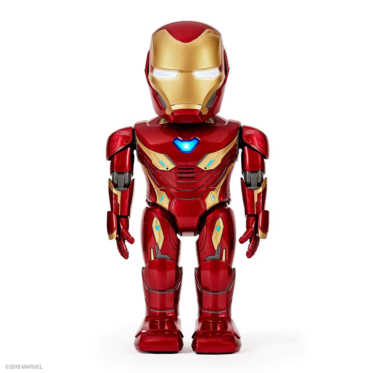 Интерактивный робот Ubtech Ironman MK50