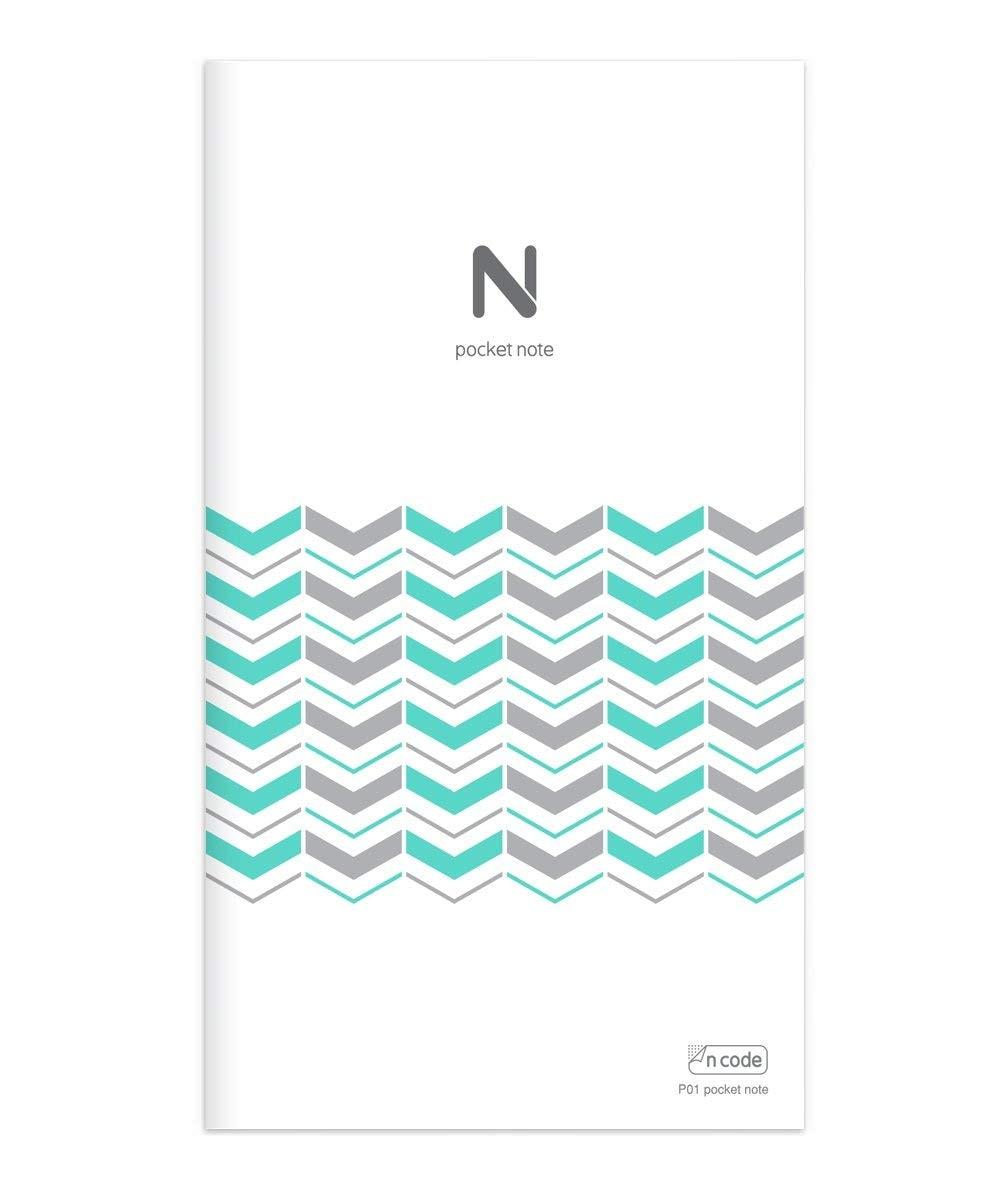 Карманная записная книжка N Pocket notebook для ручки Neo smartpen