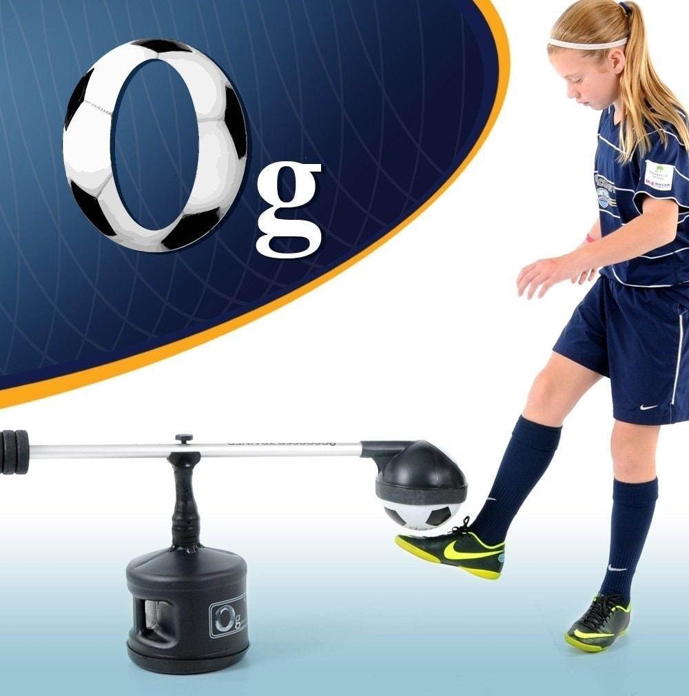 0G Soccer Trainer – неэлектронный футбольный тренажер