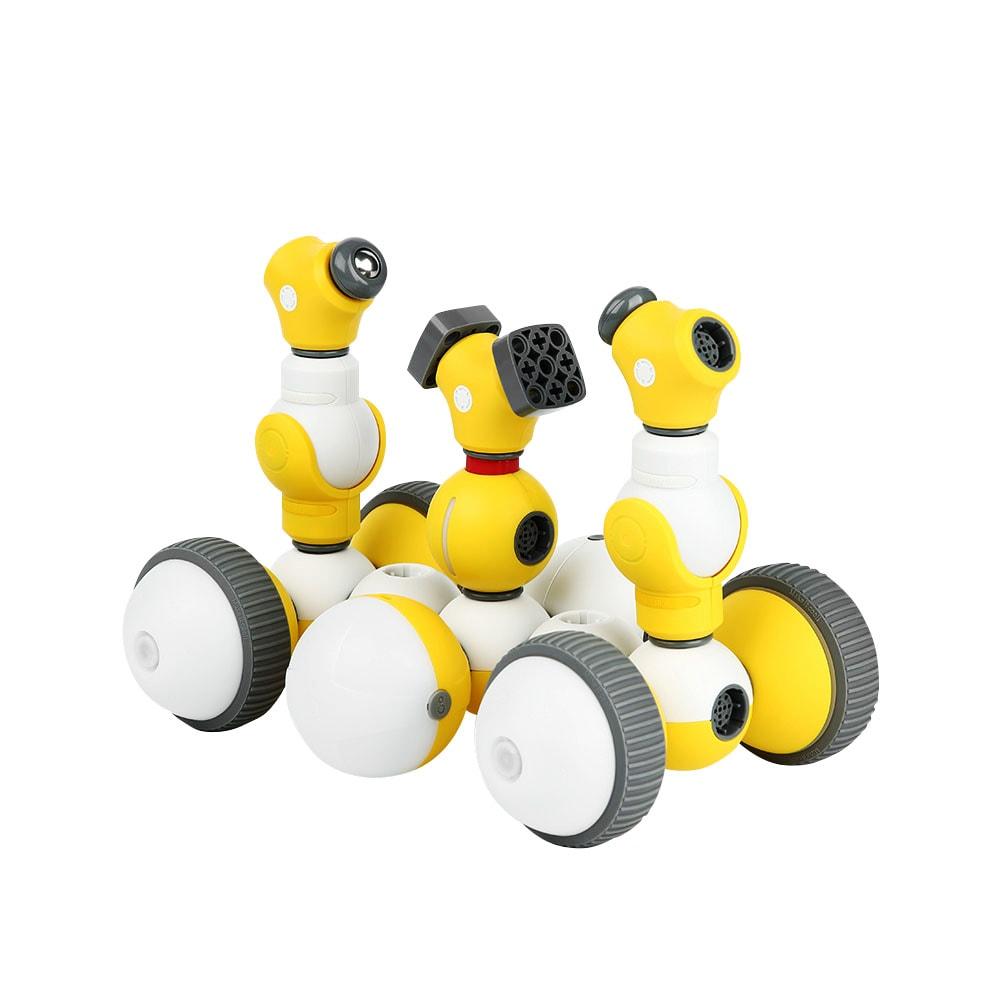 Детский конструктор-робот Mabot C (Deluxe Kit)