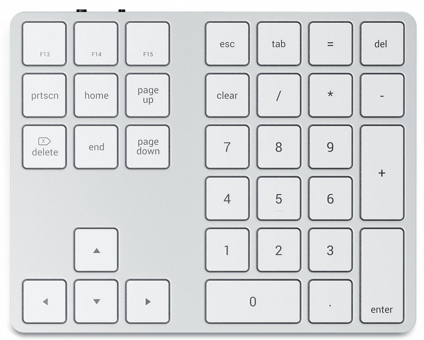 Беспроводная клавиатура Satechi Bluetooth Extended Keypad