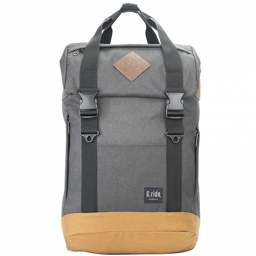 """Рюкзак G.Ride Arthur для ноутбука 15"""" серый (GRISEAXE16)"""