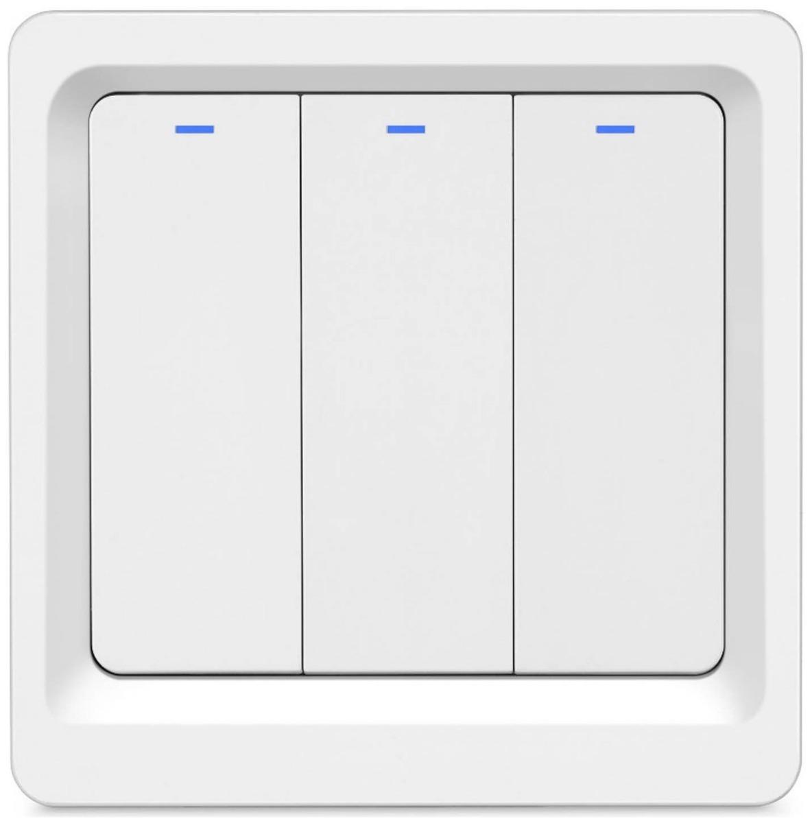 Умный встраиваемый Wi-Fi выключатель Hiper IoT Switch B03 (HDY-SB03)