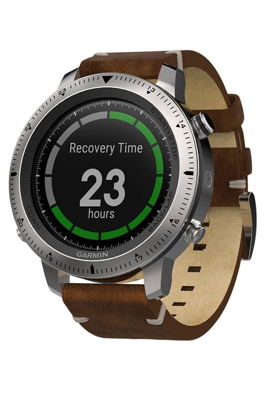 Garmin Fenix Chronos - спортивные часы с GPS и оптическим пульсометром