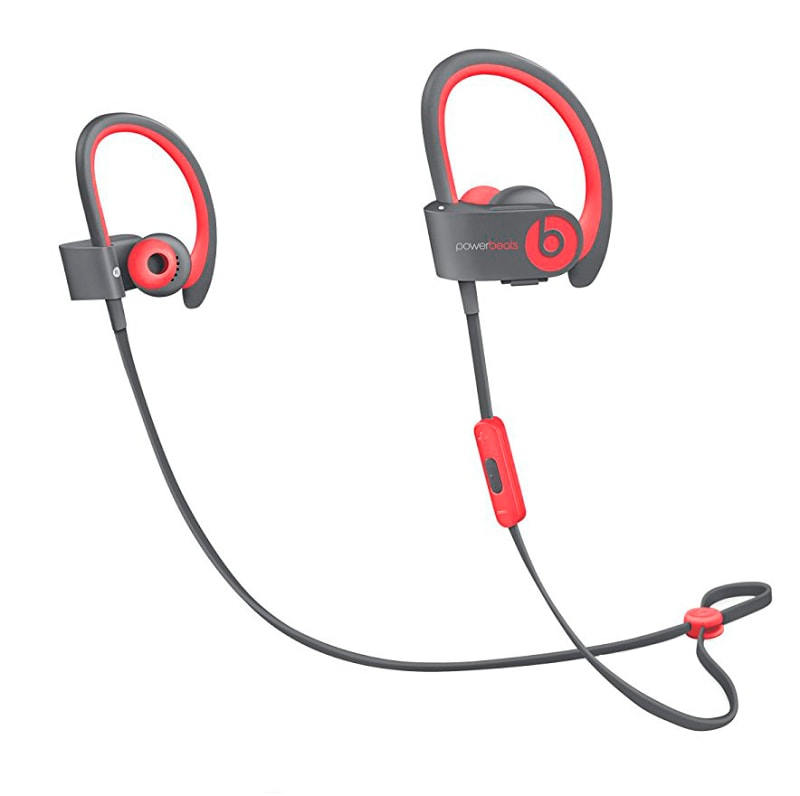 Наушники Beats Powerbeats 2 Wireless In-Ear Active Collection (цвет: красный)
