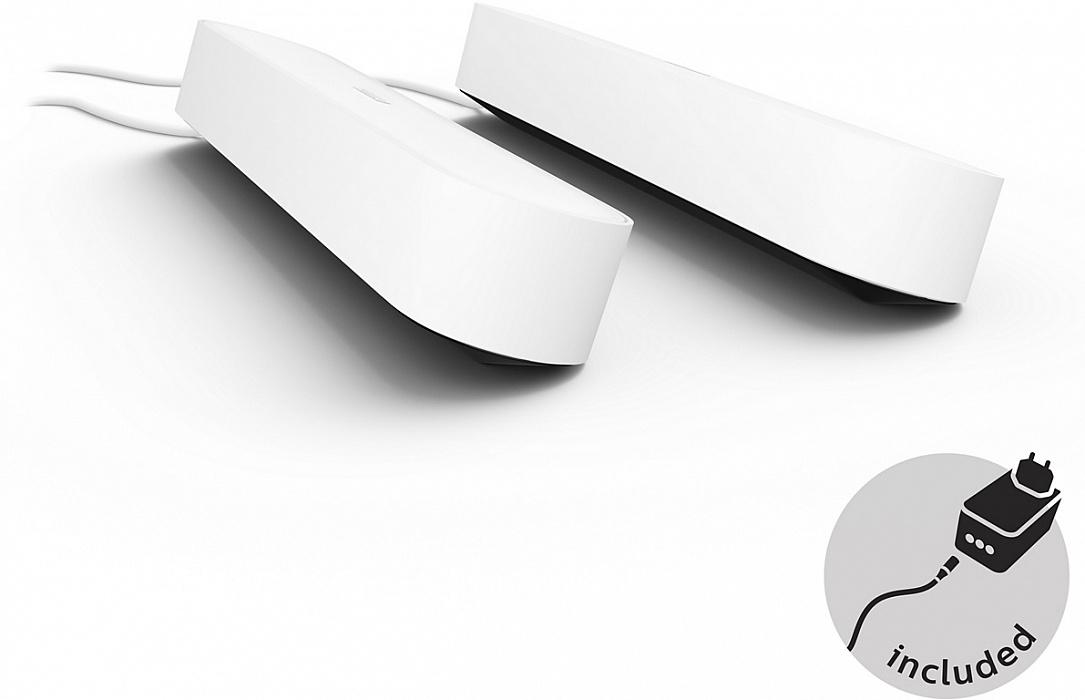 Комплект умных ламп Philips Hue Play 2 шт (White)