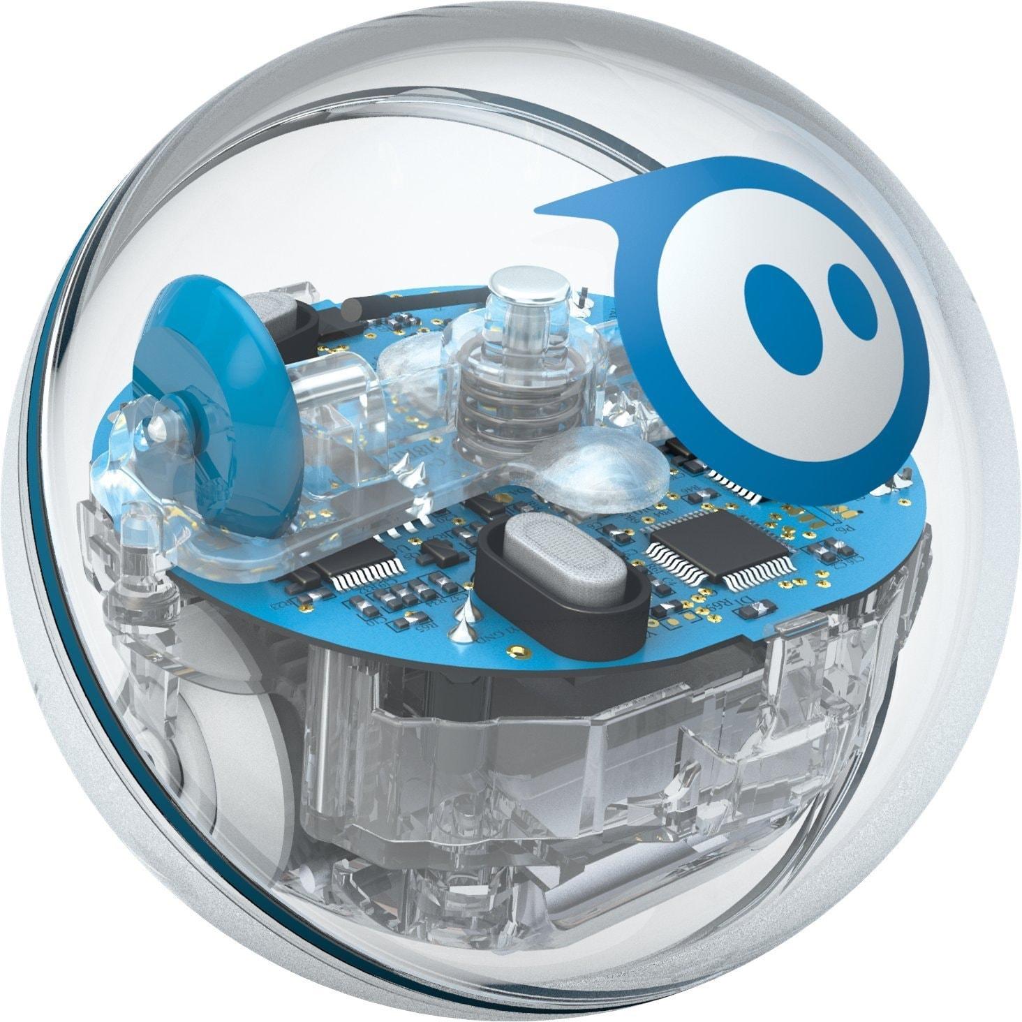 Беспроводной робо-шар Sphero SPRK+ в пластиковом корпусе