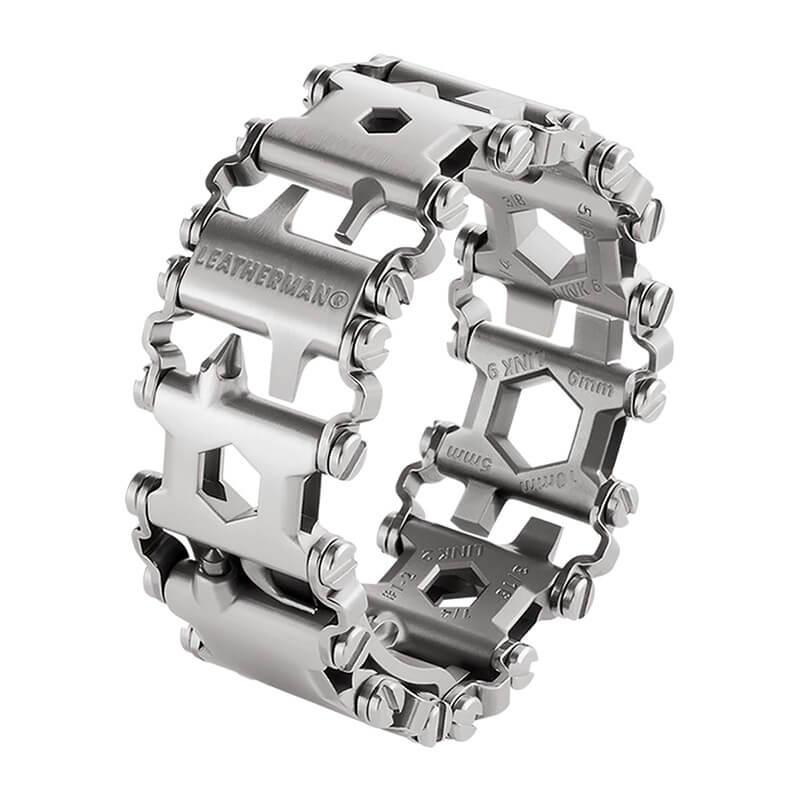 Браслет-мультитул Leatherman Tread Stainless Steel