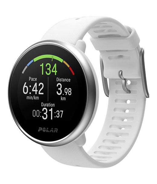 Фитнес-часы с GPS и измерением пульса на запястье Polar Ignite