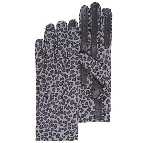 Перчатки женские SmarTouch для сенсорных экранов (Серая пантера/ Panthere.grise размер единый)