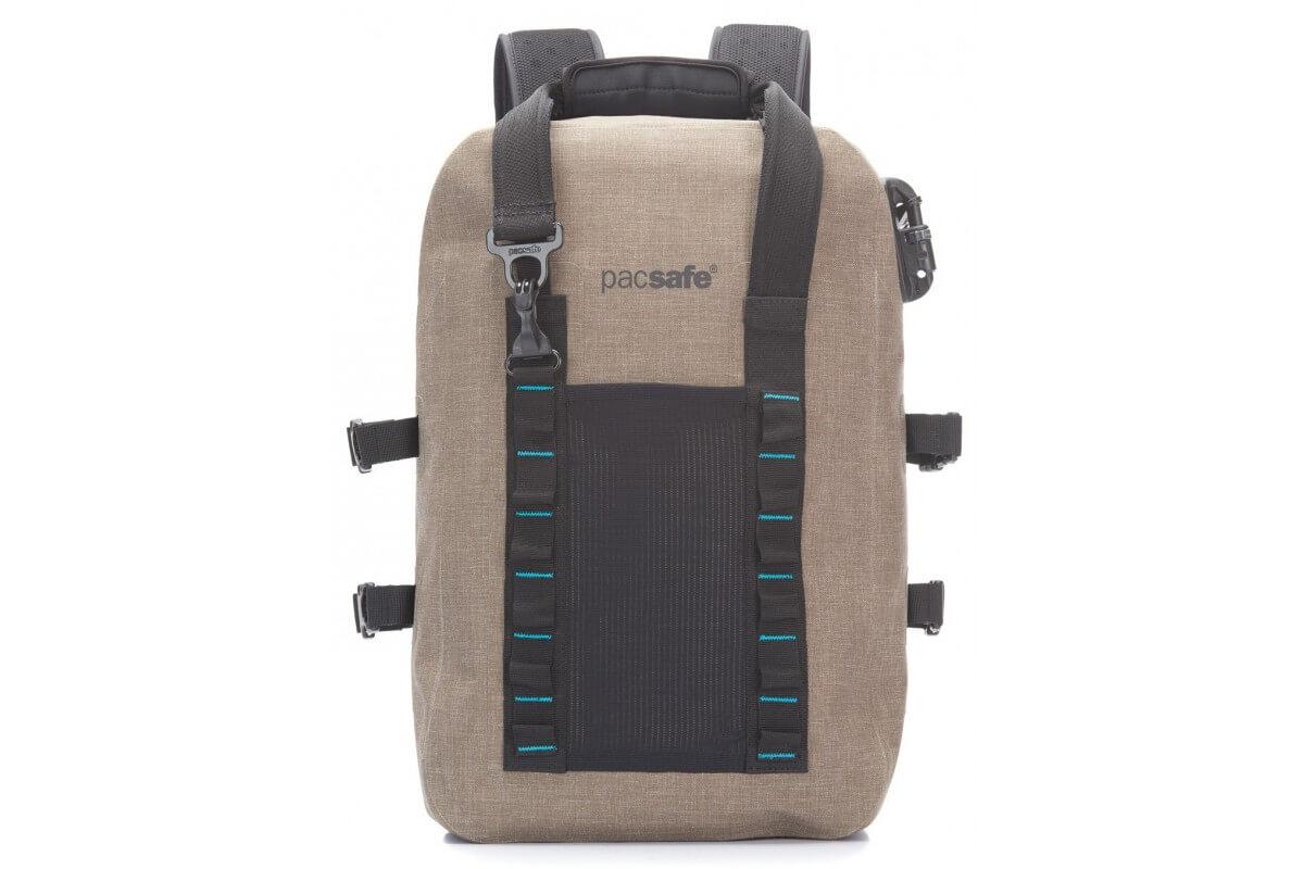Рюкзак Pacsafe Dry  25L backpack, бежевый