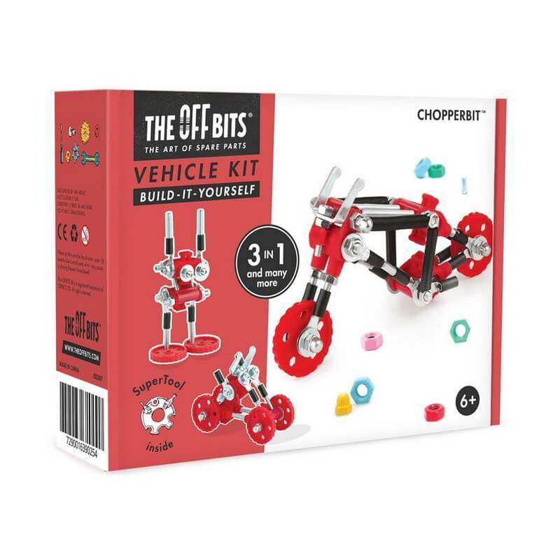 Игрушка – конструктор The Offbits CHOPPERBIT (EX0207)