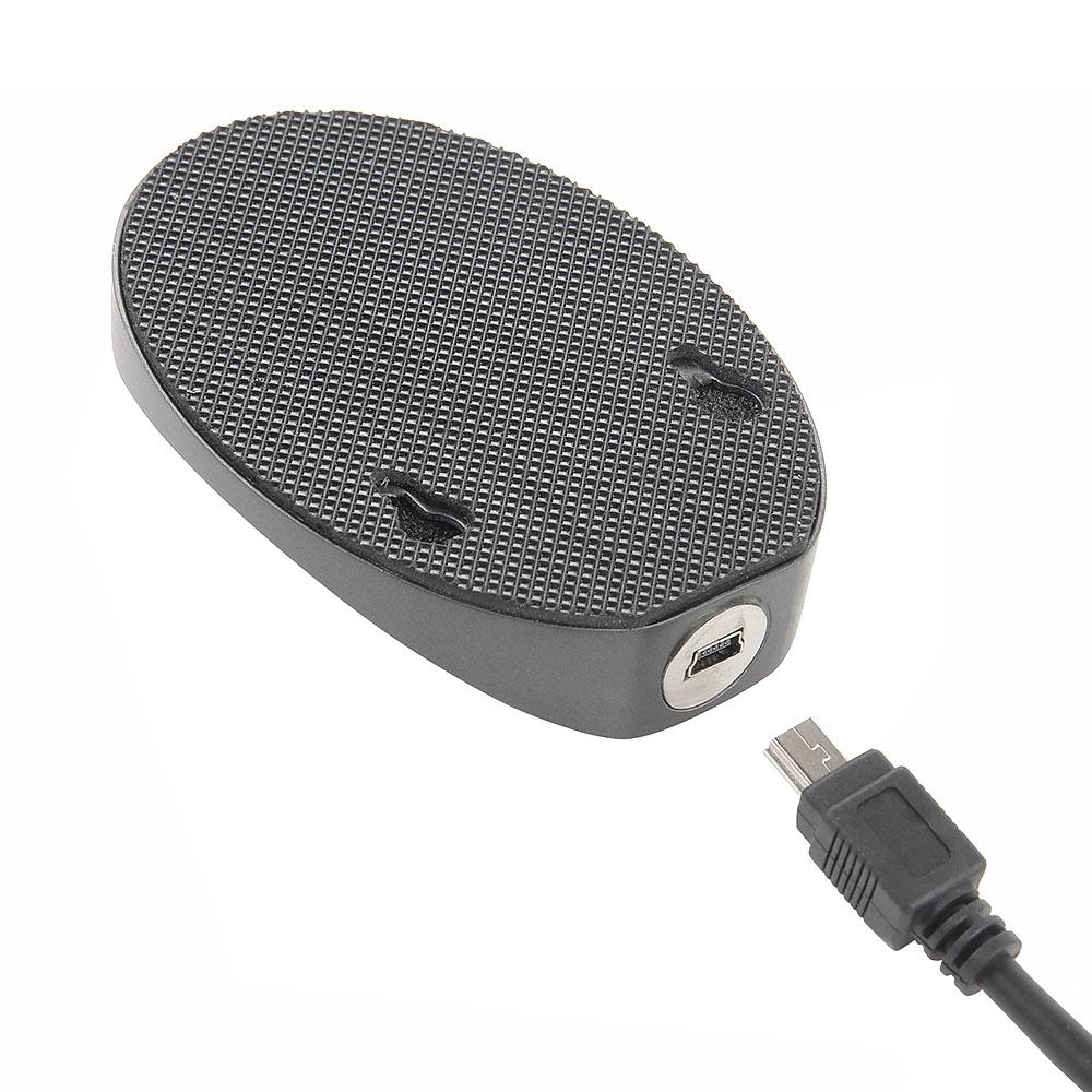 Микрофон GreenBean DeskVoice E10 USB настольный