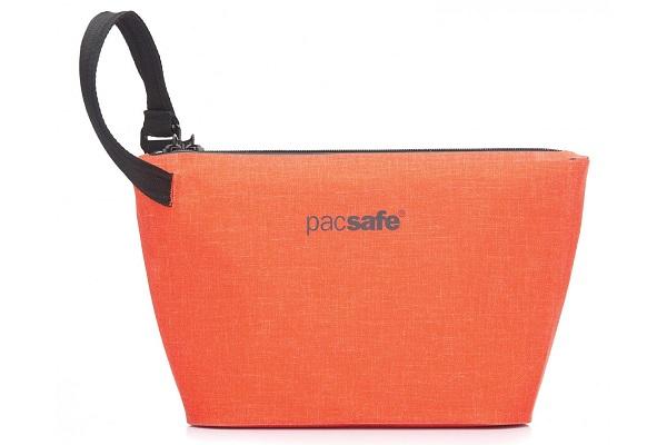 Сумка  Pacsafe Dry stash bag, оранжевый