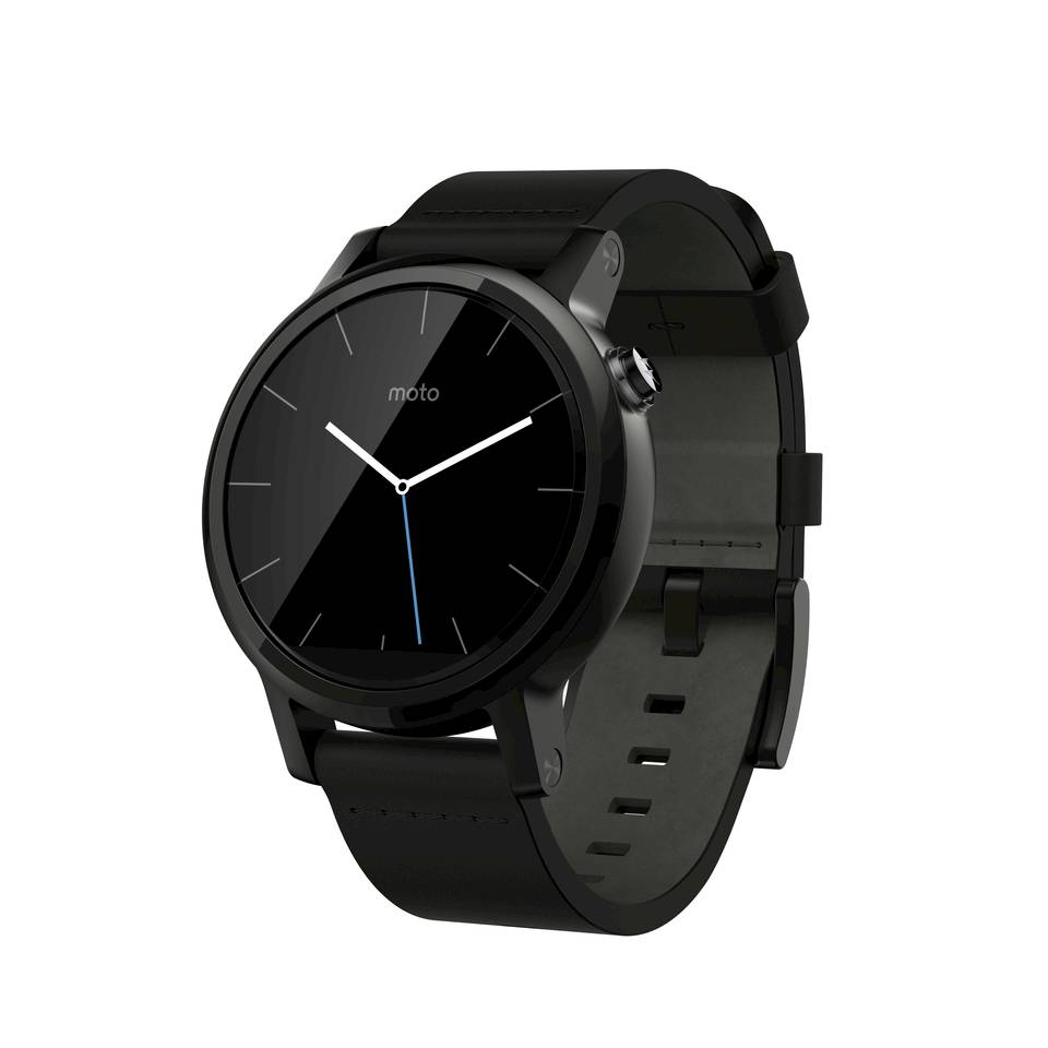 Смарт-часы Motorola Moto 360 2nd Generation (2015)