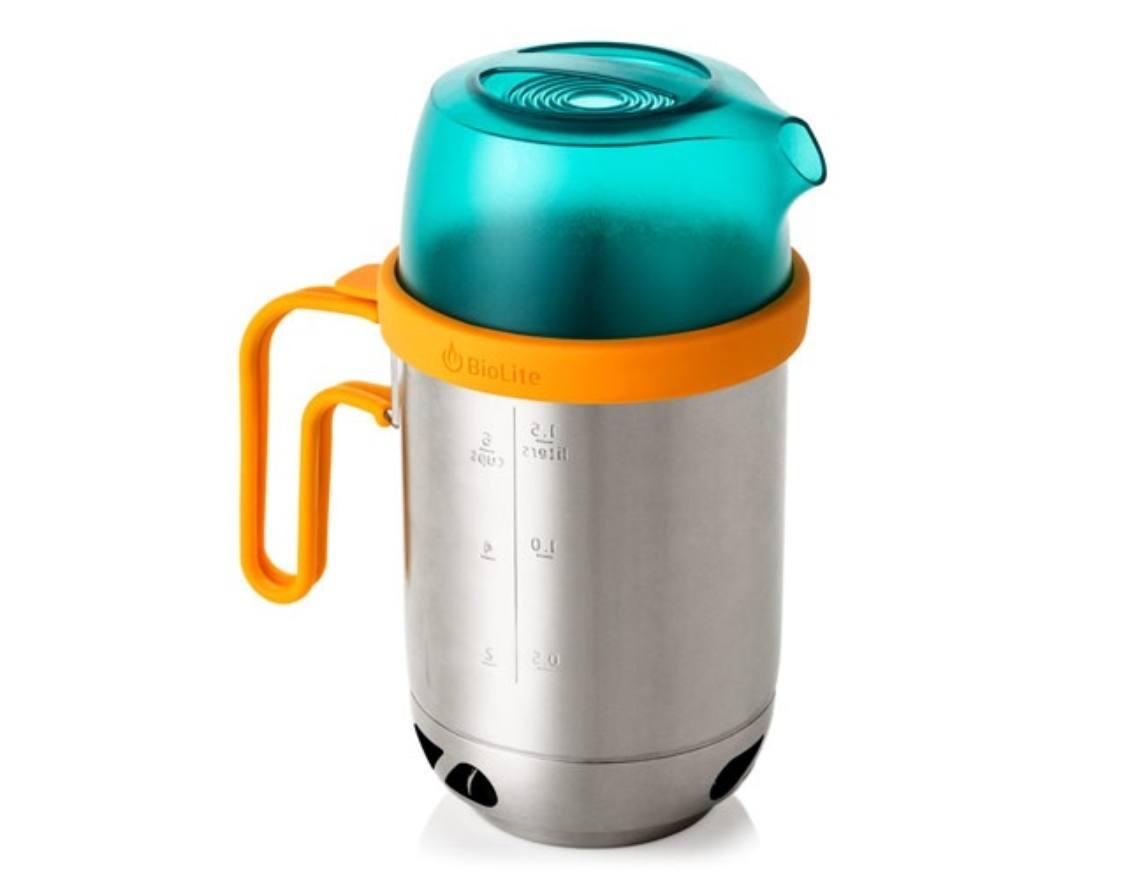 Чайник-Насадка Biolite KettlePot KPA
