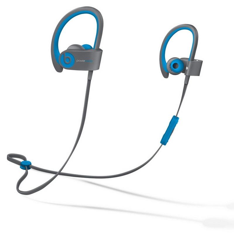 Наушники Beats Powerbeats 2 Wireless In-Ear Active Collection (цвет синий)