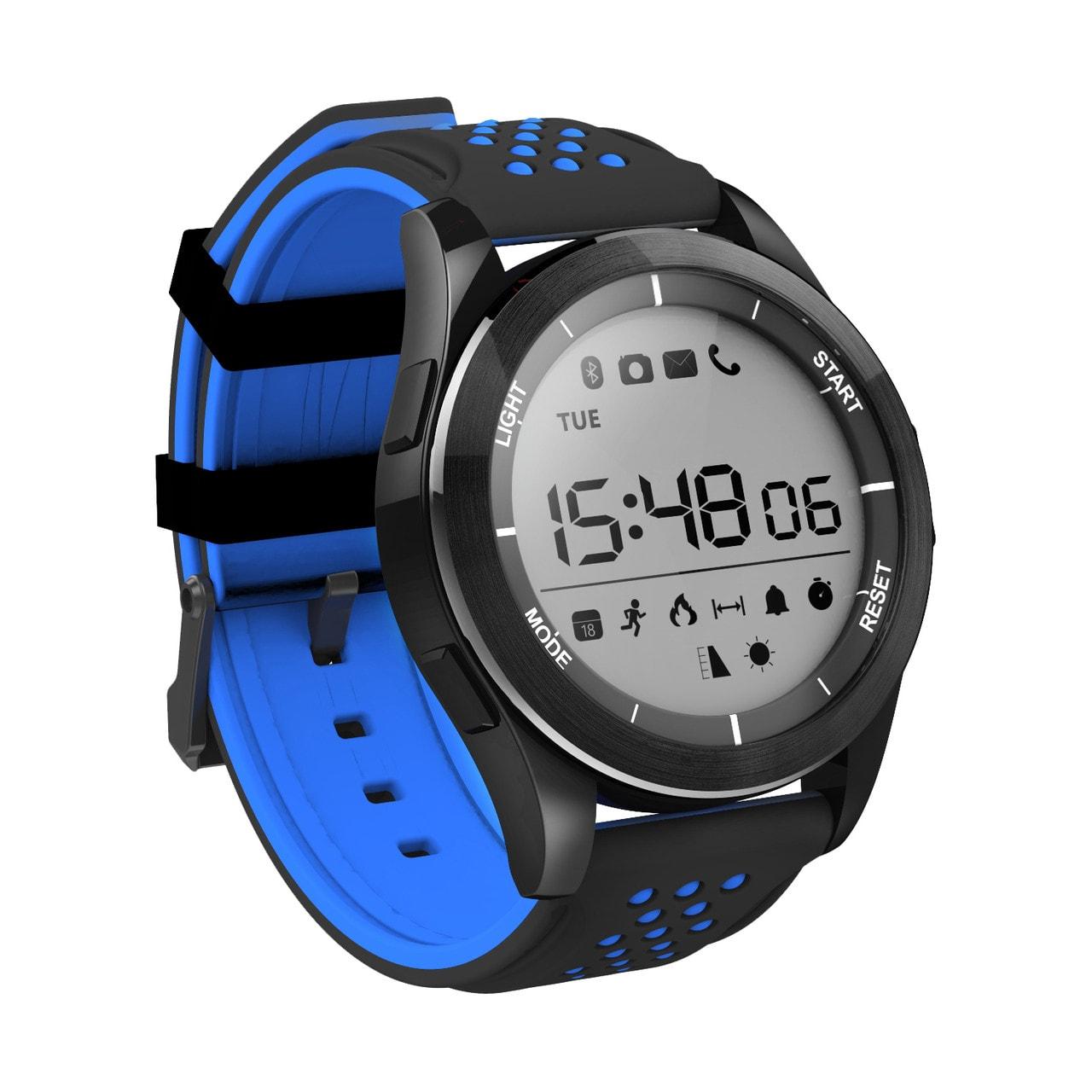 Спортивные умные часы NO.1 F3 черно-синие