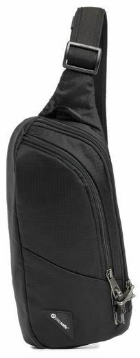 Сумка-рюкзак Pacsafe Vibe 150 Sling (Jet Black)
