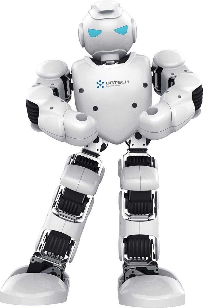 Ubtech Alpha 1 Pro - робот-гуманоид (White)