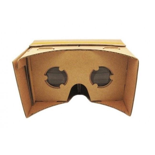 Cardboard VR Hit – простые и уникальные очки виртуальной реальности