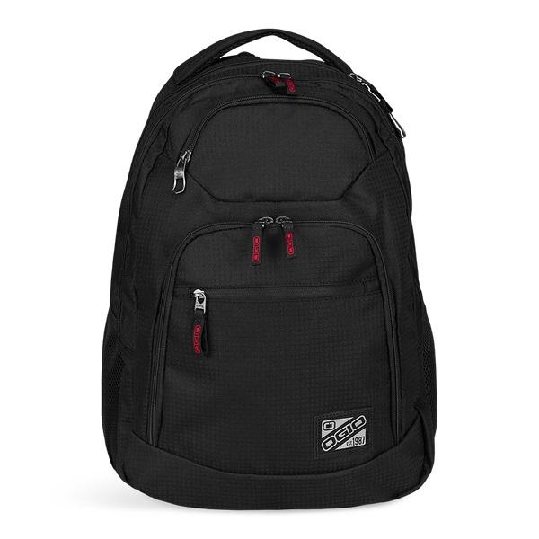 Рюкзак OGIO TRIBUNE, черный, 37 л.