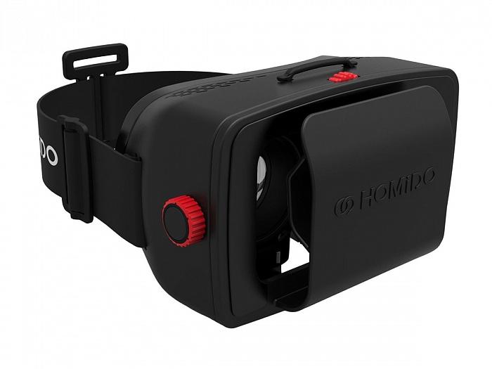 Шлем виртуальной реальности Homido V1 DELUXE