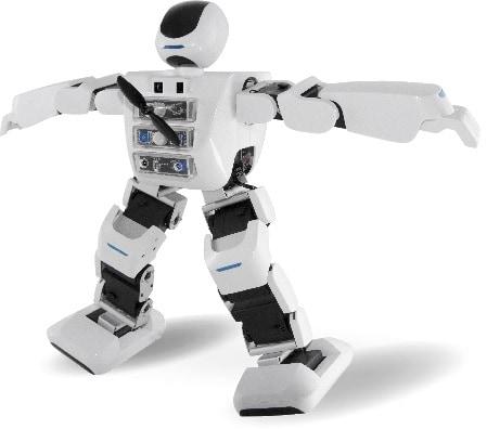 Программируемый робот Leju Aelos 1 Edu