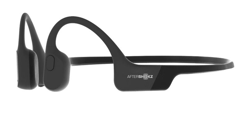 Беспроводные наушники с костной проводимостью звука AfterShokz Aeropex
