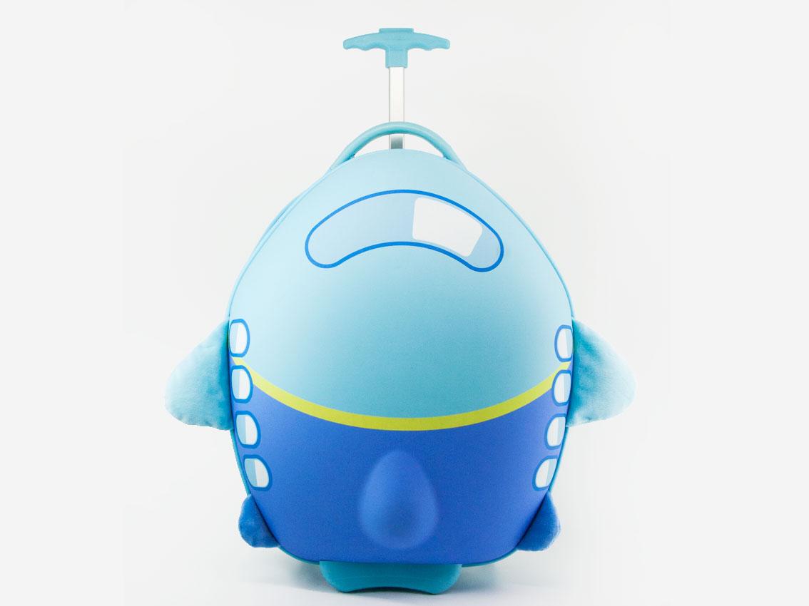 Детский чемодан Anilove Самолет