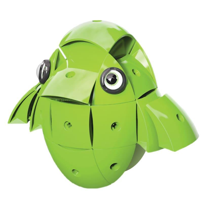 Конструктор детский магнитный Animag Зеленый (ANMGR2018)