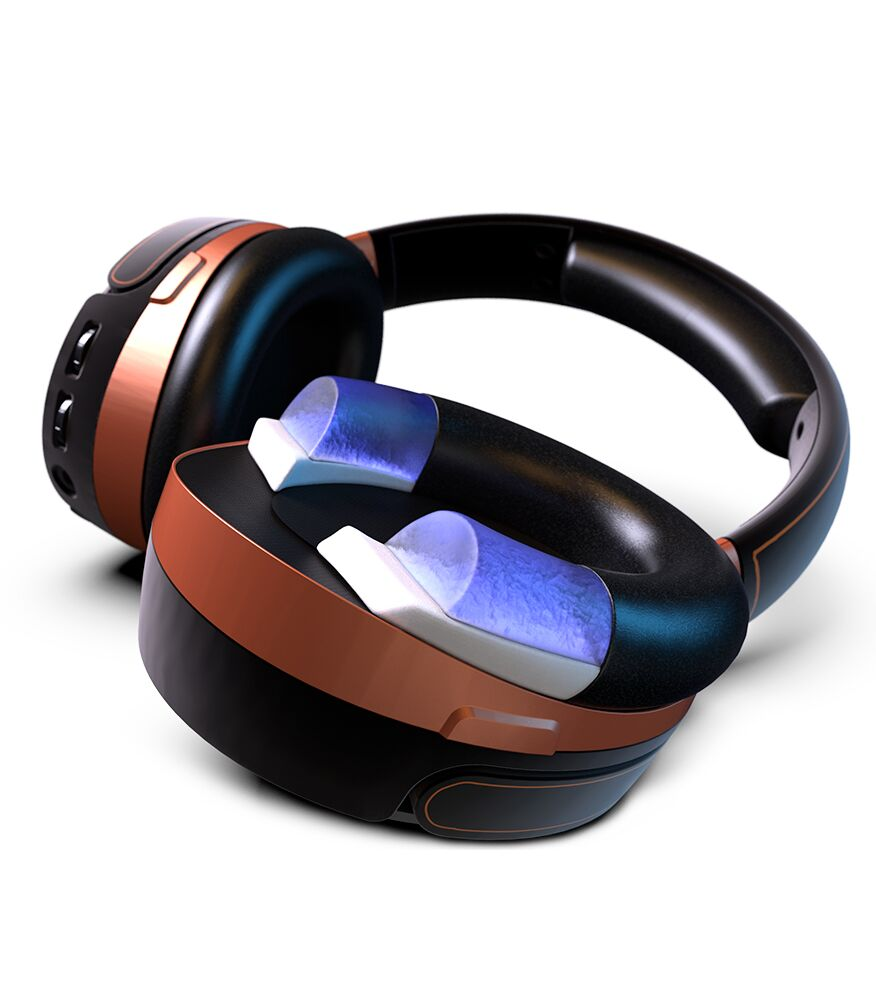 Амбушюры Audeze Gel-Filled Ear Pads для Audeze Mobius