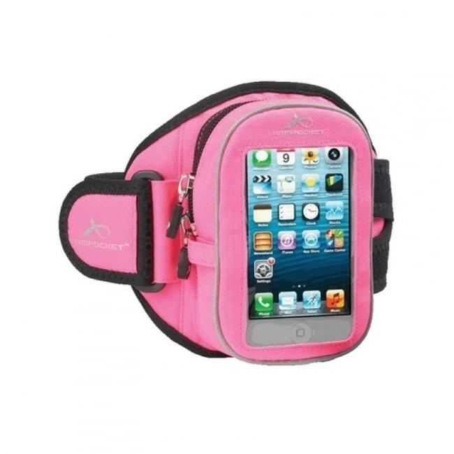 Armpocket I-20 - чехол для бега iPhone 4/4s (наручный карман-повязка)