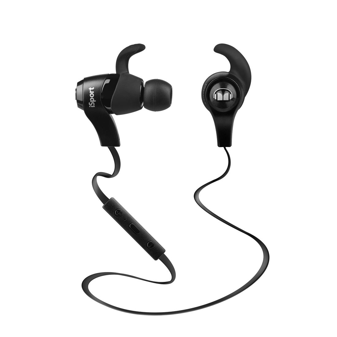 Наушники с микрофоном Monster iSport Bluetooth Wireless In-Ear