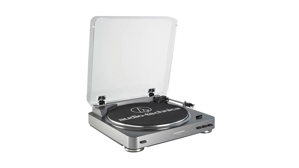 Audio-Technica AT-LP60-USB виниловый проигрыватель